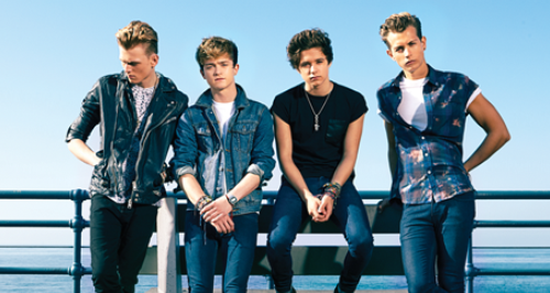 meet the vamps debut album press