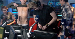5 Seconds Of Summer Naked Live On Capital