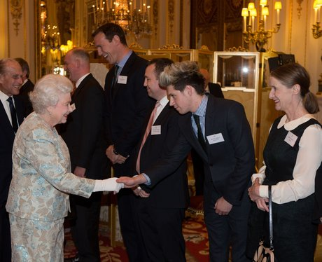 The 1D boys are no stranger to the Royal Family - here's ...
