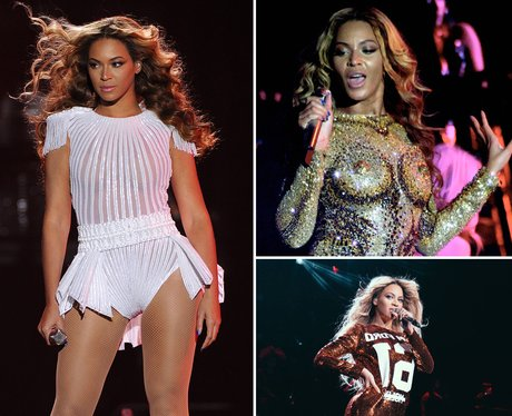 Beyone Mrs Carter Tour 2014