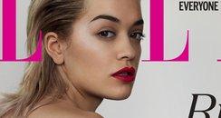 Rita Ora ELLE Magazine 2014