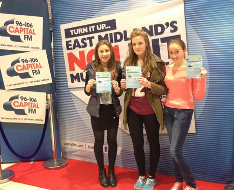 LMF at New Look Notts