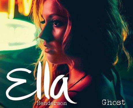 Ella Henderson 'Ghost' artwork