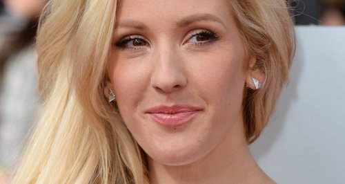 Ellie Goulding at the MTV Movie Awards 2014
