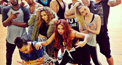 Little Mix Rehearsals