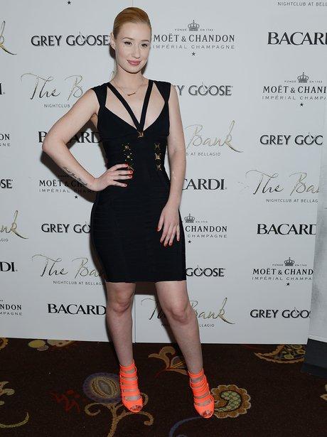Iggy Azalea in Las Vegas