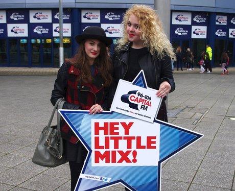 Little Mix @ Capital FM Arena 1