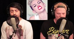 Miley Cyrus Mash-Up Video