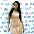 Nicki Minaj at event