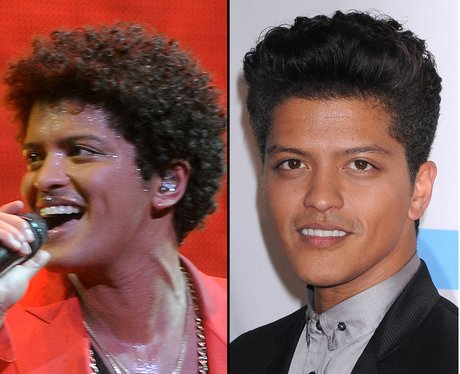 Bruno Mars Has The Ability To Step Back In Time When He