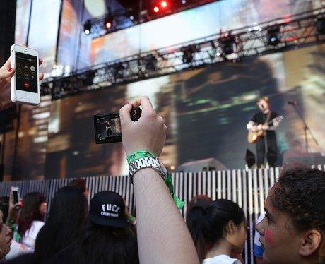 Ed Sheeran Summertime Ball Performance 2014