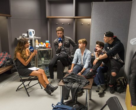 Rixton On Air Interview
