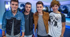 Union J Summertime Ball On Air Interview 2014