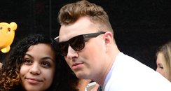 Sam Smith promotes 'The Lonely Hour' in America