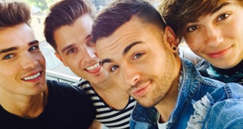Union j release new single