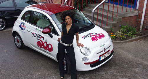 Win A 64 Plate Fiat 500 Capital Yorkshire