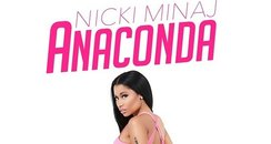 Nicki Minaj Anaconda Single Artwork