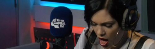 Jessie J Eats Fermented Egg On Capital Breakfast!