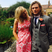 6. Ellie Goulding looking starry eyed with boyfriend Dougie Poynter at at friend's wedding