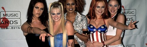 Spice Girls VMA's 1997