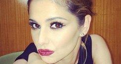 Cheryl Fernandez-Versini selfie