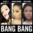 Jessie J Bang Bang Cover Art