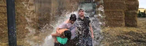 Bodg, Matt and JoJo Ice Bucket Challenge
