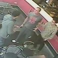 two men wanted for assault in Derby