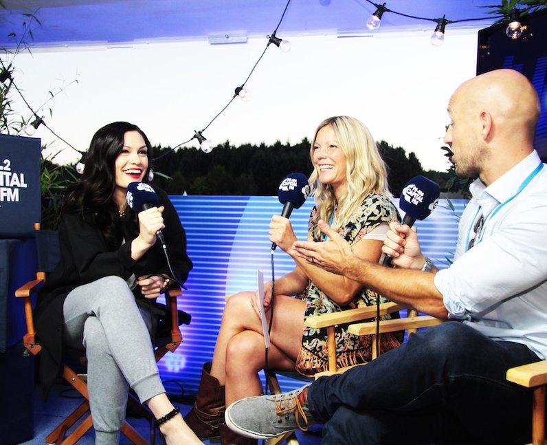 Jessie J at Fusion Festival