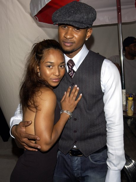 Is usher dating chilli again