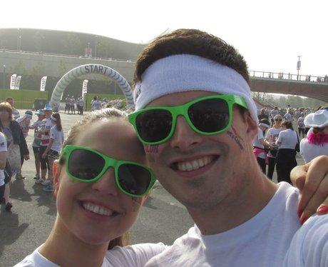 Colour Run Olympic Park