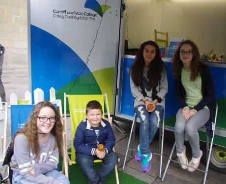 Capital @ Cardiff & Vale College 30/10/14