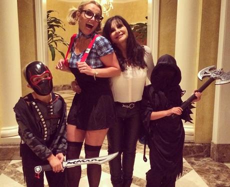 Britney Spears Halloween