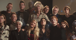 Band Aid 30 Video Large
