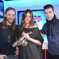 David Guetta with Dave & Lisa