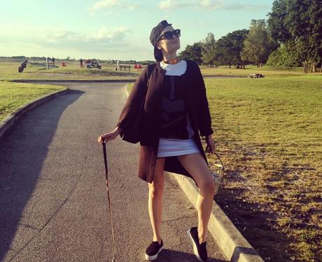 Jessie J Golf