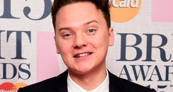 Conor Maynard at the BRIT nominations