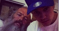 Justin Bieber and Rick Rubin Instagram