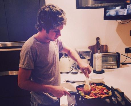 Niall Horan instagram