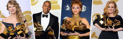 Grammy Awards Hall Of Fame 2015