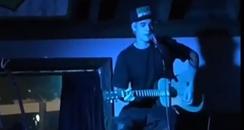 Justin Bieber acoustic set in Hollywood pub