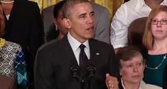 Barack Obama Dub Uptown Funk