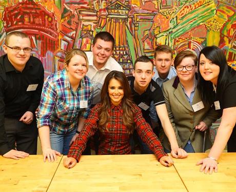 Cheryl launches her new charity 'Cheryl's Trust'