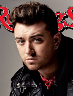 Sam Smith Rolling Stones Magazine 2015