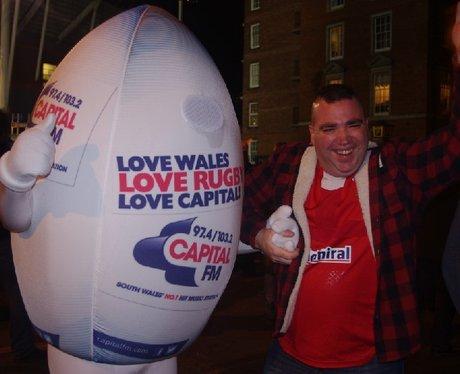 Spot the Ball @ Wales vs England