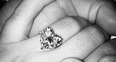 Lady Gaga engagement ring Instagram