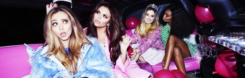 Little Mix Wonderland Magazine 2015