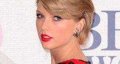 Taylor Swift BRIT Awards 2015 Red Carpet