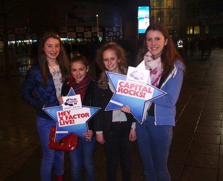 X Factor Live 2015