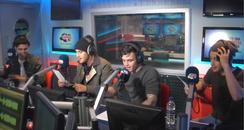 Janoskians Instaoke Capital FM
